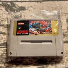 Videojuegos y Consolas: STREET FIGHTER II SNES PAL ESPAÑA. Lote 206174692