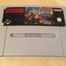 Videogiochi e Consoli: DONKEY KONG COUNTRY 3 - SUPER NINTENDO - CARTUCHO - 1996. Lote 206395278