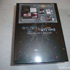 Videojuegos y Consolas: R-TYPE SUPER NINTENDO SNES RETURNS COLLECTORS SET NUEVO Y PRECINTADO. Lote 206780141