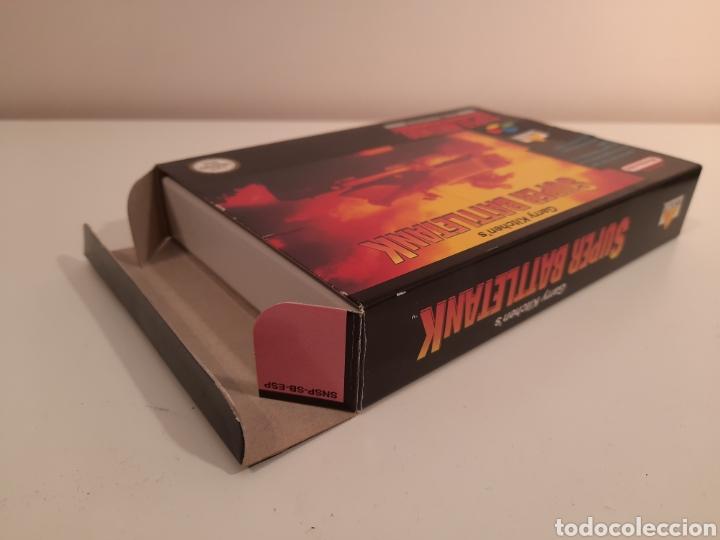 Videojuegos y Consolas: Super Battletank SUPER NINTENDO SNES - Foto 4 - 175597032