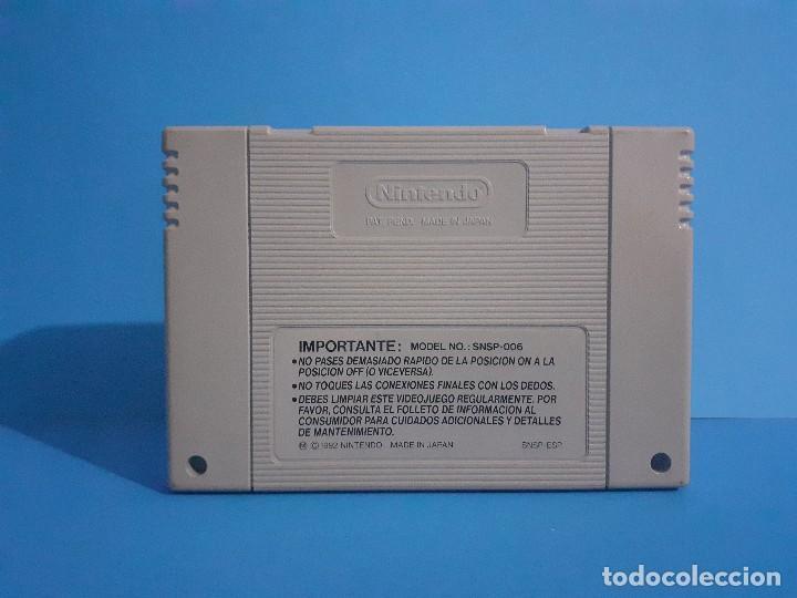 Videojuegos y Consolas: Juego Súper nintendo Krustys fun house PAL versión the simpsons. - Foto 2 - 207449520