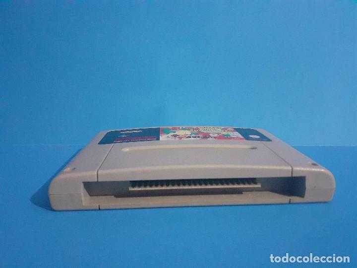 Videojuegos y Consolas: Juego Súper nintendo Krustys fun house PAL versión the simpsons. - Foto 3 - 207449520