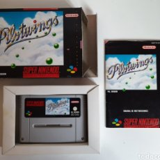 Videojuegos y Consolas: PILOTWINGS PILOT WINGS COMPLETO SUPER NINTENDO SNES. Lote 207656116