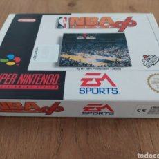Videojogos e Consolas: NBA LIVE 96 SNES SUPER NINTENDO. Lote 209640301