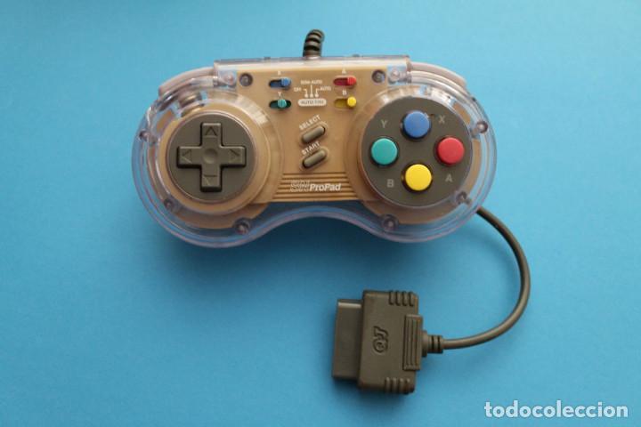 MANDO COMPATIBLE SUPER NINTENDO - SN PROPAD - SNES (Juguetes - Videojuegos y Consolas - Nintendo - SuperNintendo)