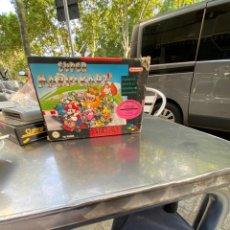 Videojuegos y Consolas: JUEGO - SUPER NINTENDO - SNES - SUPER MARIO KART COMPLETO. Lote 210776629