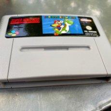 Videojuegos y Consolas: SUPER NINTENDO -SUPER MARIO WORLD-. Lote 210779794