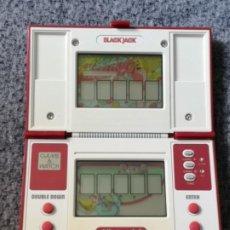 Videojuegos y Consolas: NINTENDO GAME WATCH BLACKJACK 1985 NO OFERTAS. Lote 211275597