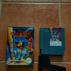 Videojuegos y Consolas: JUEGO SUPER NINTENDO CHIP N DALE RESCUE RANGERS. Lote 211404654