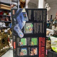 Videojogos e Consolas: CAJA CONSOLA SUPER NINTENDO SNES SUPER MARIO ALL STARS .BUEN ESTADO- VER LAS FOTOS. Lote 211733743