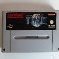 Jeux Vidéo et Consoles: ILLUSION OF TIME SUPER NINTENDO SNES. Lote 212548002