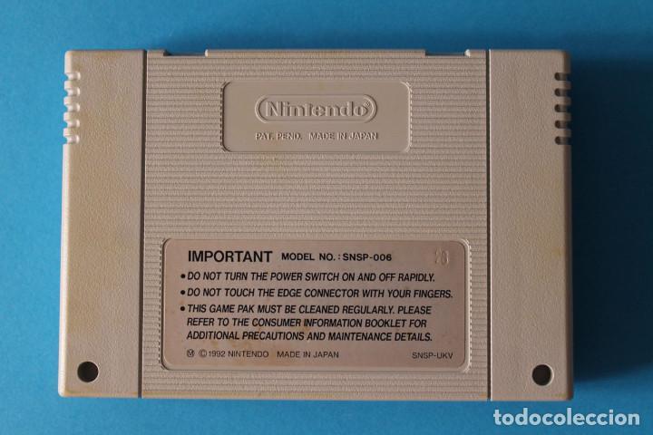 Videojuegos y Consolas: Super Nintendo - Super Goal! - Snes - Foto 2 - 214219296