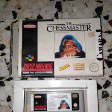 Videojuegos y Consolas: CHESSMASTER SUPERNINTENDO SUPER NINTENDO. Lote 214753262