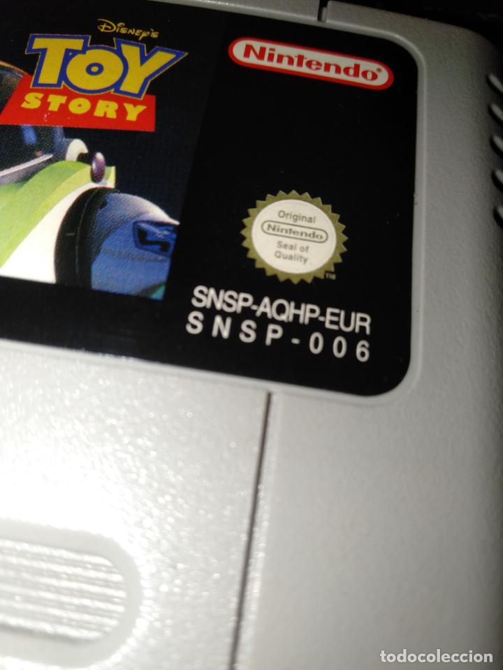 Videojuegos y Consolas: Toy story supernintendo super Nintendo - Foto 2 - 214753518