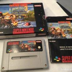 Videojuegos y Consolas: DONKEY KONG SUPERNINTENDO. Lote 215807220