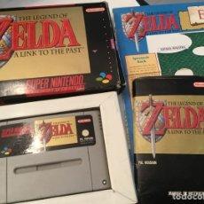Videojuegos y Consolas: ZELDA, LA LEYENDA. SUPERNINTENDO. Lote 215807863