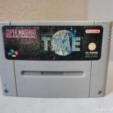 Videojuegos y Consolas: ILUSION OF TIME SUPER NINTENDO. Lote 216703735