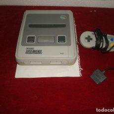 Jeux Vidéo et Consoles: SUPER NINTENDO + MANDO FUNCIONA. Lote 216729900