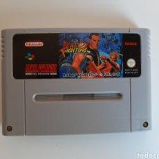 Jeux Vidéo et Consoles: ART OF FIGHTING SUPER NINTENDO SNES. Lote 217428651