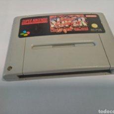 Videojuegos y Consolas: JUEGO SUPER NINTENDO SUPER STREET FIGHTER II. Lote 217895817