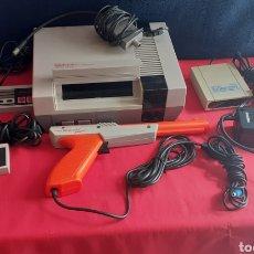 Jeux Vidéo et Consoles: NINTENDO ENTERTAINMENT SYSTEM TAL CUAL COMO SE VE EN FOTOS. Lote 218208243