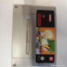 Jeux Vidéo et Consoles: DRAGON BALL Z CARTUCHO SUELTO SUPERNINTENDO.. Lote 218509146