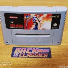 Videojuegos y Consolas: FINAL FIGHT 2 SUPER NINTENDO SNES. Lote 218942743