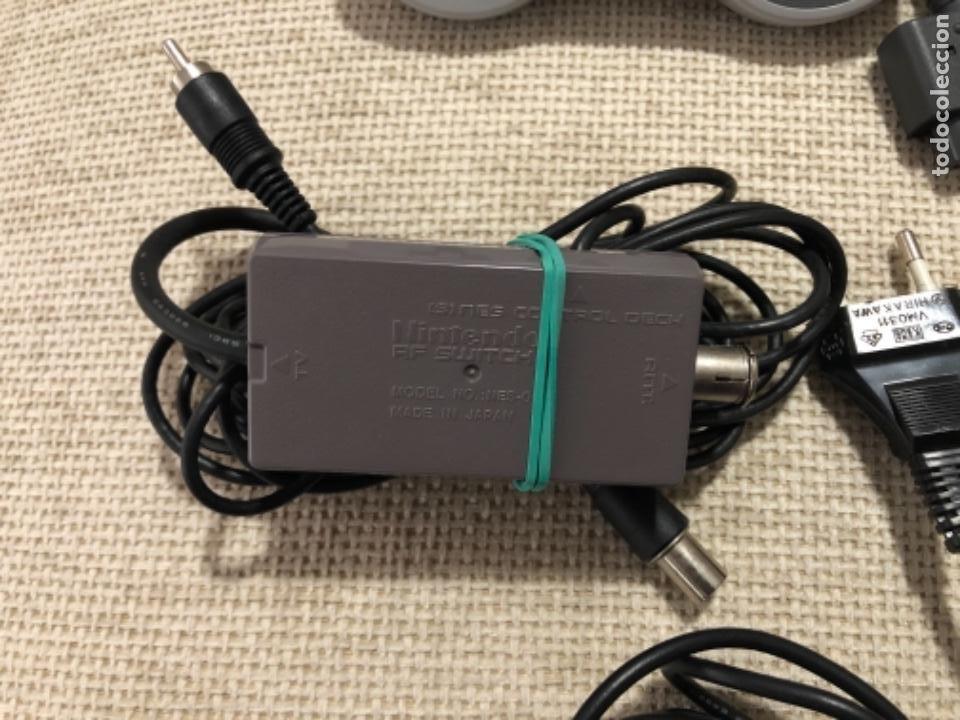 Videojuegos y Consolas: Consola súper Nintendo NES con juegos - Foto 5 - 219248670