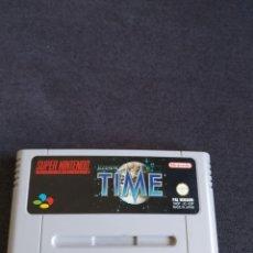 Jeux Vidéo et Consoles: SUPER NINTENTO (SNES) ~ ILLUSION OF TIME ~ PAL/ESP. Lote 219846486