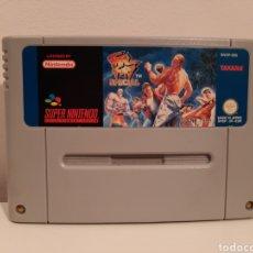 Jeux Vidéo et Consoles: FATAL FURY SPECIAL SUPER NINTENDO SNES. Lote 221006312