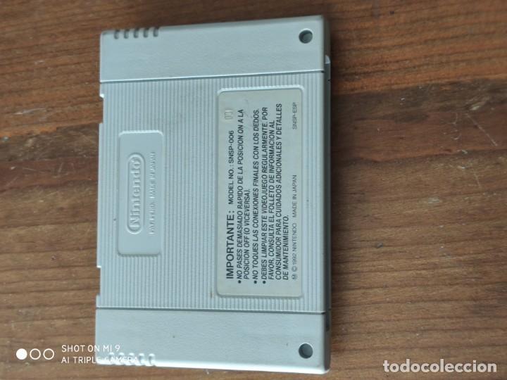 Videojuegos y Consolas: SUPER METROID, SUPER NINTENDO, VERSIÓN PAL EN ESPAÑOL. - Foto 2 - 221270832