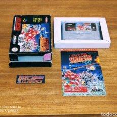 Videojuegos y Consolas: SUPER SMASH TV SUPER NINTENDO SNES. Lote 221647213