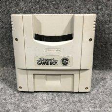 Videojuegos y Consolas: SUPER GAME BOY SUPER FAMICOM NINTENDO SNES. Lote 222345608