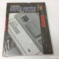 Videojuegos y Consolas: PLAYING WITH SUPER POWER . NINTENDO SUPER NES CLASSICS. Lote 222564385
