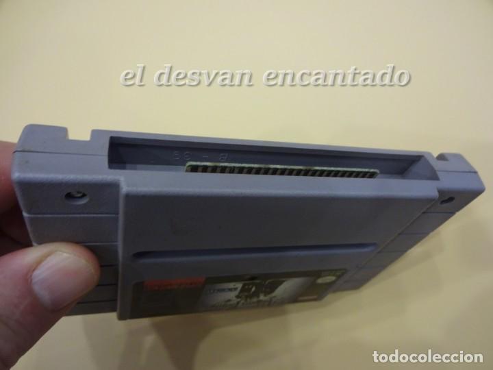 Videojuegos y Consolas: THE ADDAMS FAMILY. Super Nintendo - Foto 3 - 223470256