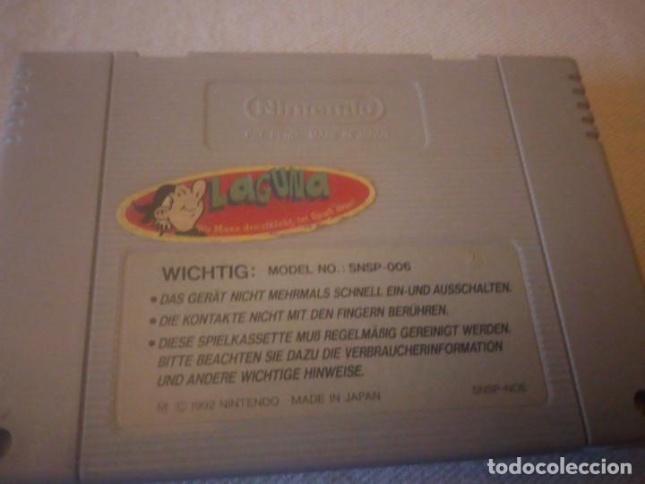 Videojuegos y Consolas: juego dennis pal version 1993,nintendo 1992 made in japan,ORIGINAL - Foto 4 - 223657923