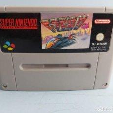 Videojogos e Consolas: JUEGO PARA LA SUPER NINTENDO F ZERO. Lote 224722511