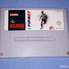 Videojuegos y Consolas: JUEGO FIFA 97 DE SUPER NINTENDO. Lote 226343905