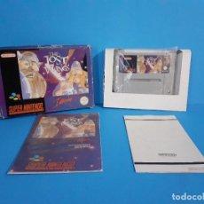 Videojuegos y Consolas: THE LOST VIKINGS II SÚPER NINTENDO. Lote 226435410