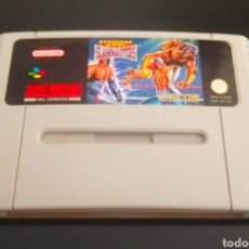 Videojuegos y Consolas: SATURDAY NIGHT SLAMMASTERS SNES. Lote 228895685