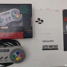 Videojuegos y Consolas: MANDO PAD SUPER NINTENDO ESP. Lote 236646200