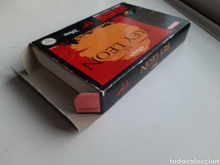 Videojuegos y Consolas: El Rey Leon SUPER NINTENDO - Foto 6 - 236934390