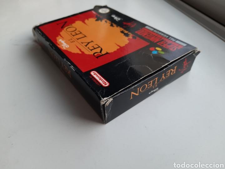 Videojuegos y Consolas: El Rey Leon SUPER NINTENDO - Foto 7 - 236934390