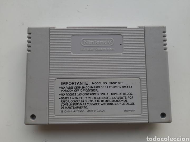 Videojuegos y Consolas: Super Ghoulsn Ghosts SUPER NINTENDO - Foto 2 - 236935135