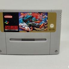 Videojuegos y Consolas: JUEGO SUPER NINTENDO STREET FIGHTER 2. PAL ESP. VERSIÓN ESPAÑOLA. PAL ESP.. Lote 238891900