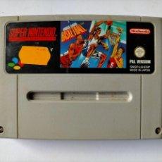 Videojuegos y Consolas: SUPER NINTENDO. CARTUCHO JUEGO WORLD LEAGUE BASKET BALL. Lote 239595815