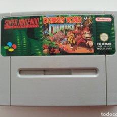 Videojogos e Consolas: DONKEY KONG COUNTRY. ORIGINAL. PAL.. Lote 240456040