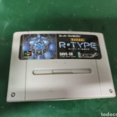 Videojuegos y Consolas: RTYPE SUPER FAMICOM. Lote 241672475