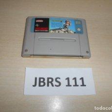 Videojuegos y Consolas: SNES - PAPERBOY , PAL ESPAÑOL , SOLO CARTUCHO. Lote 241786135