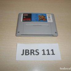 Videojuegos y Consolas: SNES - GODS , PAL ESPAÑOL , SOLO CARTUCHO. Lote 241786450